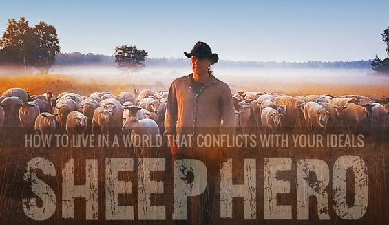 Sheep Hero: il pastore contro le istituzioni e il potere
